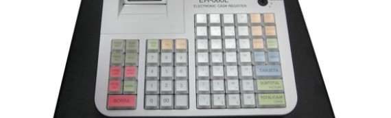 Video tutorial caja registradora ER-060S